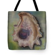 Oyster Shell Tote Bag