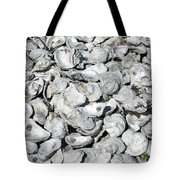 Oyster Shells On Cumberland Island Tote Bag