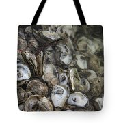 Oysters Four Tote Bag