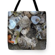 Oysters One Tote Bag