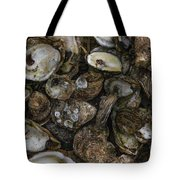 Oysters Two Tote Bag