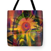 Oz And Poppies Tote Bag