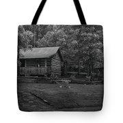 Ozark Cabin Tote Bag