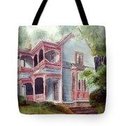 Ozark Cottage Tote Bag