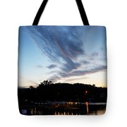 Ozark Sunrise 6 Tote Bag