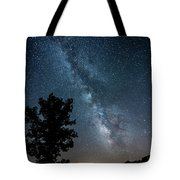 Ozarks Milky Way Tote Bag