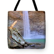 Ozone A 90 Foot Waterfall Tote Bag