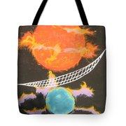 Ozone Net Tote Bag