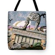 Ozymandias Tote Bag