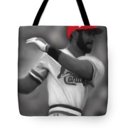 Ozzie Smith Tote Bag
