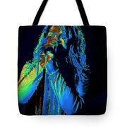 The Cosmic Spiral Architect Tote Bag