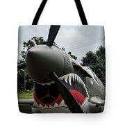 P - 40 Warhawk - 5 Tote Bag
