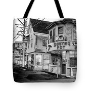 P-town Lobster Pot Tote Bag