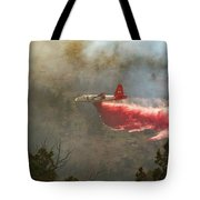 P2v In Ferguson Canyon Tote Bag