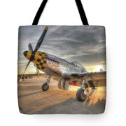 P51d Kimberely Kay And Comfortably Numb At Hollister Tote Bag