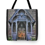 Pa Country Churches - Coleman Memorial Chapel Exterior - Near Brickerville, Lancaster County Tote Bag