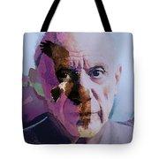 Pablo Picasso Portrait  Tote Bag