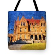 Pabst Mansion Tote Bag