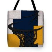 Pacers Hoop Tote Bag