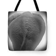 Pachyderm Posterior Tote Bag