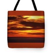 Pacific Backdrop  Tote Bag