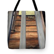 Pacific Biological Laboratories 800 Cannery Row, Monterey 2016 Tote Bag