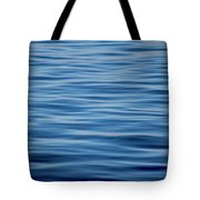 Pacific Brush Strokes Tote Bag