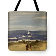 Pacific Coast Experience  Tote Bag