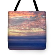 Pacific Colors Tote Bag