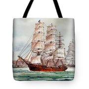 Pacific Fleet Tote Bag