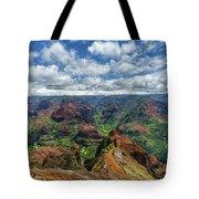 Pacific Grand Canyon Tote Bag