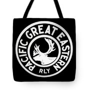 Pacific Great Eastern Tote Bag