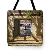 Pacific House Gardens Tote Bag