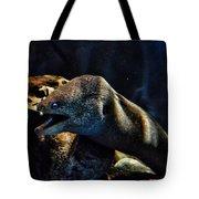 Pacific Moray Eel Tote Bag