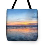 Pacific Northwest Sunrise Tote Bag