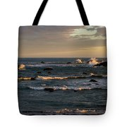 Pacific Ocean After The Storm Tote Bag
