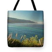 Pacific Ocean, Big Sur Tote Bag