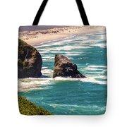 Pacific Ocean Shore Tote Bag