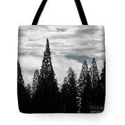 Pacific Pines Tote Bag