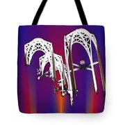 Pacific Science Center Arches 2 Tote Bag