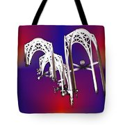 Pacific Science Center Arches Tote Bag