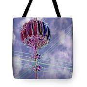 Pacific Science Center Lamp 2 Tote Bag