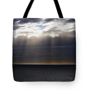 Pacific Storm Tote Bag