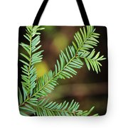 Pacific Yew Tote Bag