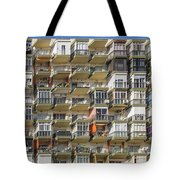 Pack And Stack - Costa Del Sol   Spain Tote Bag