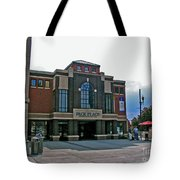 Pack Place Asheville Tote Bag
