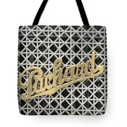 Packard Grill Tote Bag