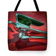 Packard Caribbean Hood Ornament Tote Bag