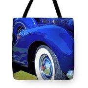 Packard Palm Springs Tote Bag