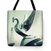 Packard Swan Hood Tote Bag